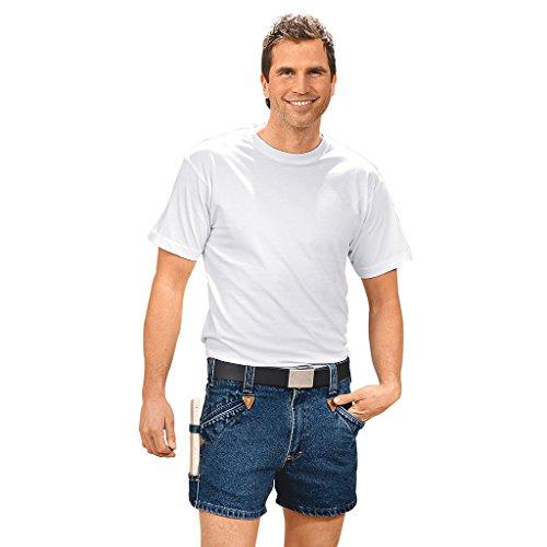 Krähe Jeans-Short blau | 48