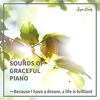 SOUNDS OF GRACEFUL PIANO ~Because I have a dream, a life is brilliant