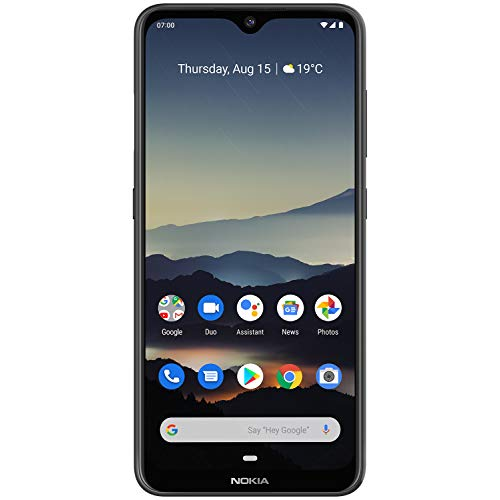 Nokia 7.2 6 GB/128 GB Charcoal - Tripla Fotocamera 48 MP ZEISS - 6,3' Full HD+