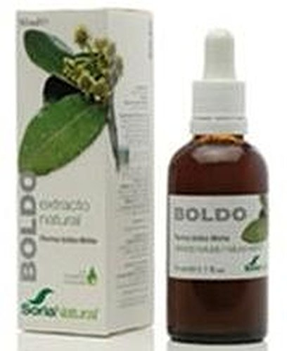 Soria Natural Extracto Boldo Glicolico - 50 mililitros