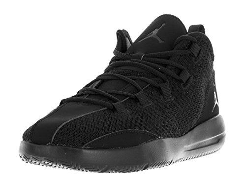 Nike Jordan Reveal BP, Scarpe da Basket Bambino, Black (Nero/Nero-Nero-Infrarossi 23), 31 1/2