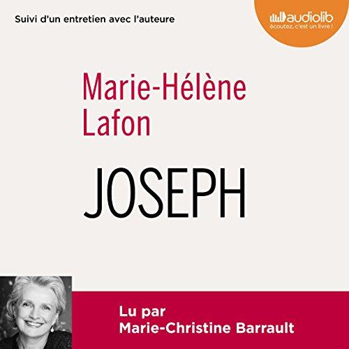 Joseph, suivi d'un entretien avec l'auteure audiobook cover art