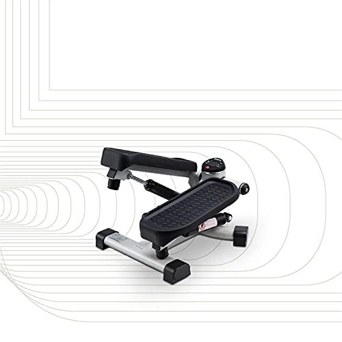 SportPlus 2 en 1 Dual Stepper – Mini Step Fitness...