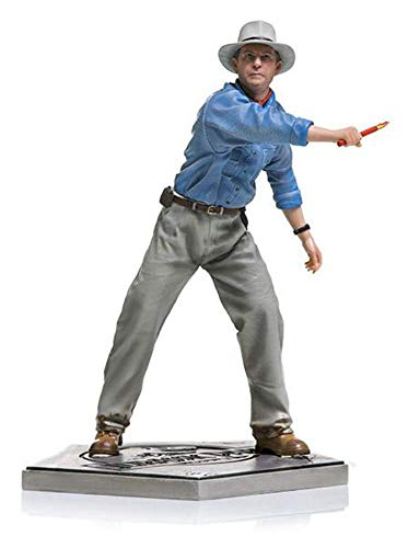 Jurassic Park Art Scale Statue 1/10 Alan Grant 19 cm Iron Studios