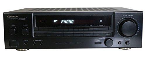 Kenwood KR-A 5060 Stereo Receiver in schwarz