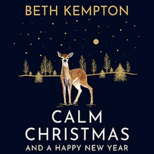 Calm Christmas and a Happy New Year cover art