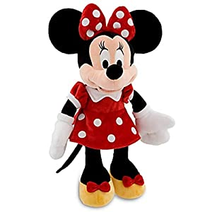 Disney's Minnie Mouse Plush - Red Dress -- 19'' H by Disney 9