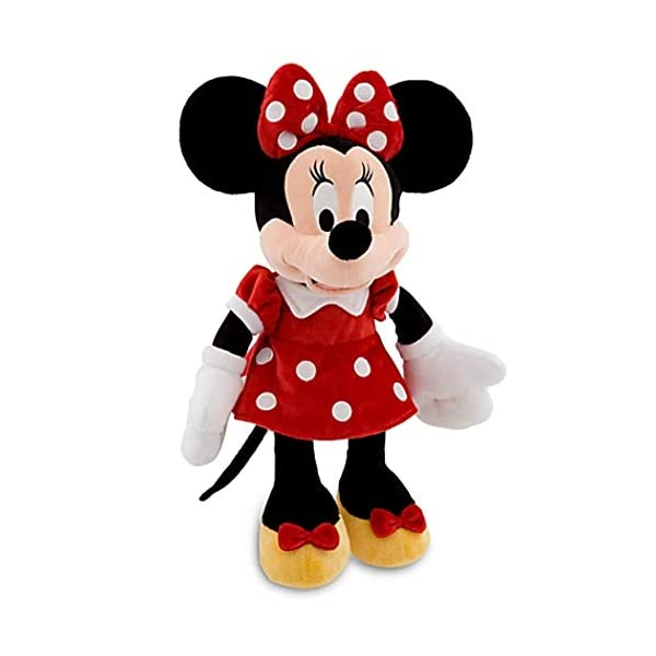 Disney's Minnie Mouse Plush - Red Dress -- 19'' H by Disney 1