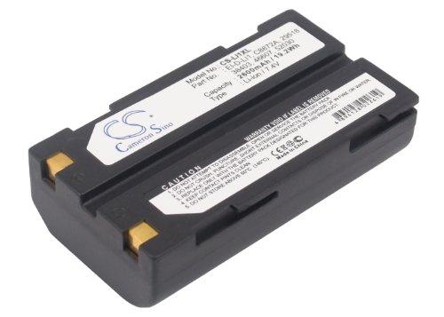 VINTRONS 3.7V Battery For Symbol Barcode Scanner, EI-D-LI1, 38403, 46607, 52030, 29518, C8872A