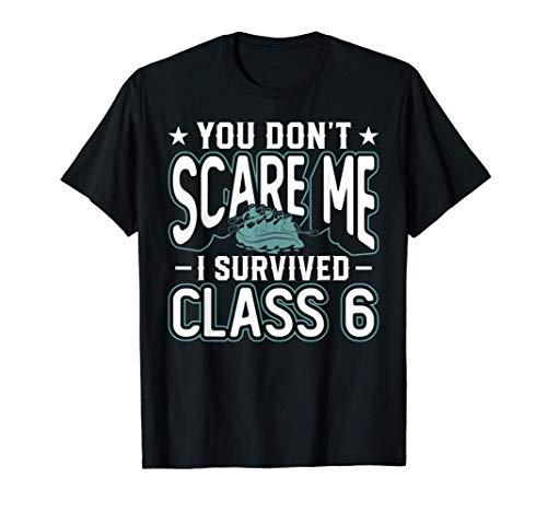 Kategorie VI Rafting Schlauchboot Wildwasser Kajak T-Shirt