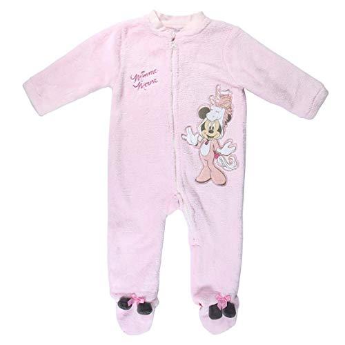 CERDÁ LIFE'S LITTLE MOMENTS 2200006160_T18M-C70 Mamelucos para bebés y niños pequeños, Rosa, 18...