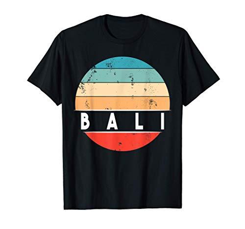Vintage City Trip Bali - Indonesia Gift T-Shirt