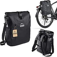 Fahrradtasche für 3in1