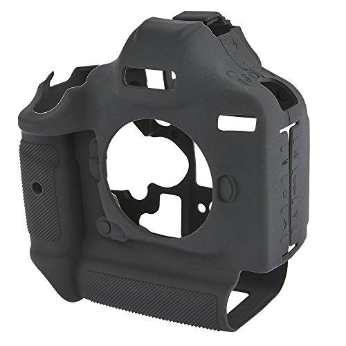Walimex Pro easyCover Silikon-Schutzhülle für Canon 1Dx Mark II schwarz