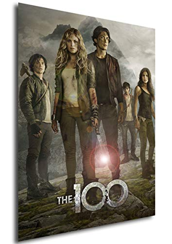 Instabuy Posters TV Series - The 100 - Season 2 A (A3 42x30)