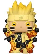 Funko- Pop Animation Naruto Six Path Sage Figura coleccionable, Multicolor (49801)