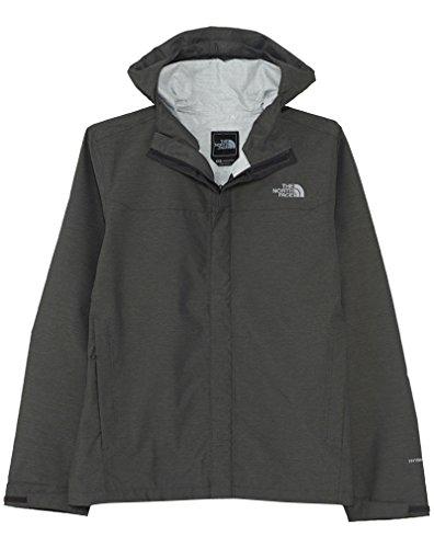 The North Face Men's Venture Jacket Asphalt Grey Heather Outerwear SM