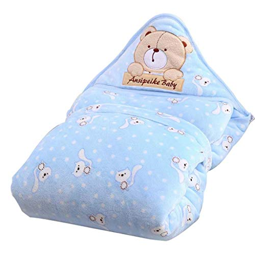 Emmala baby dikke warme deken voor pasgeborenen casual chique baby zuigeling winterquilt geschikt voor temperaturen 0 15 graden elegant comfortabel thuis moderne stijl