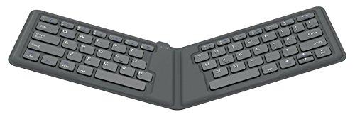 MoKo Universal Foldable Keyboard, Ultra-Thin Portable Wireless...