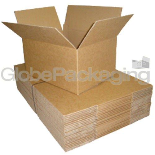 25 cajas de cartón para envíos postales, 30,5 x 22,8 x 30,5 cm, tamaño A4