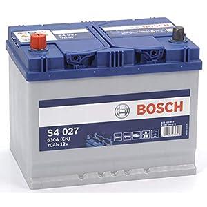 Bosch S4027 Batería de automóvil 70A/h-630A