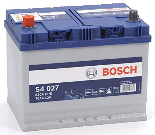 Bosch Batteria per Auto S4027 70A / h-630A