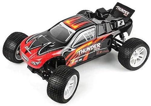 Glory.D RC fürzeug Auto ferngesteuertes Modell mit 2,4 GHz FernsteuerunGrünauto Racing Spielzeug wiederaufladbar Spaß Kinder Erwachsene Ma ab 1 10 50km h