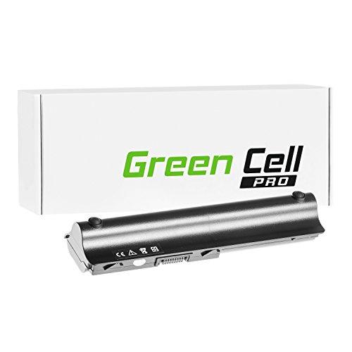 Green Cell PRO Extended Serie J1KND Laptop Akku fur Dell Inspiron 13R N3010 14R N4010 15 M5030 M5040 N5040 15R M5010 M501R Q15R M5110 Original Samsung SDI Zellen 9 Zellen 7800mAh Schwarz