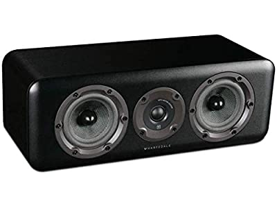 Wharfedale D300C Centre Speaker (Blackwood) by Wharfdale