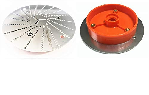 PurrisanKitty Replacement Stainless Steel Blade with Base or Mount for Jack Lalanne Power Juicer - Orange - DOES NOT FIT ALL JACK LALANE JUICER MODELS - PLEASE READ DESCRIPTION BEFORE ORDERING