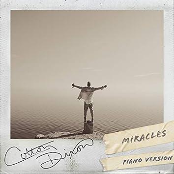 Miracles (Piano Version)