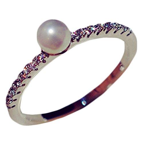 mode anneaux ongles art / joli ongle deco, (doré) / 18mm(B)