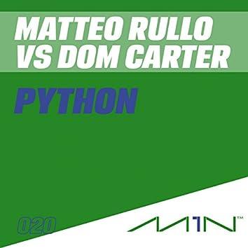 Python (Matteo Rullo vs. Dom Carter)