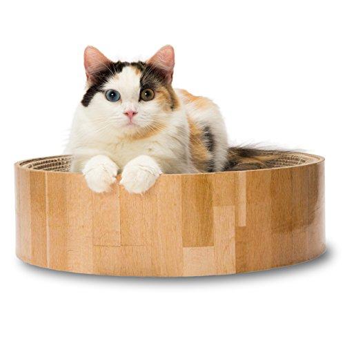 猫壱 バリバリボウル 寝てよし、研いでよし! 交換できるので経済的