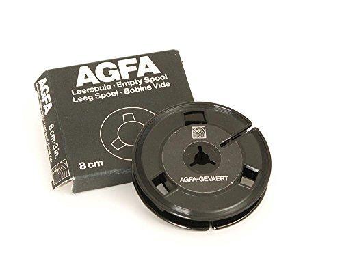 Agfa Tonband 8er DIN Kunstoff 8cm leer