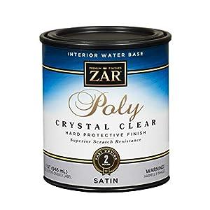 ZAR Aqua Water Based Polyurethane