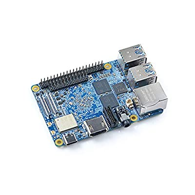 NanoPi M4 with 2GB LPDDR3 Rockchip RK3399 ARM Cortex-A72 Quad-Core 2.0GHz Run Android & Linux