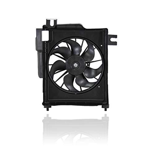 05 dodge ram 1500 condenser fan - 5