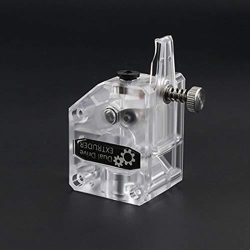 Right Hand Dual Drive Extruder Upgrade BMG Extruder for Ender 3 Pro Ender 5 Pro CR10S Pro, Mega S, Prusa I3 DIY 3D Printer