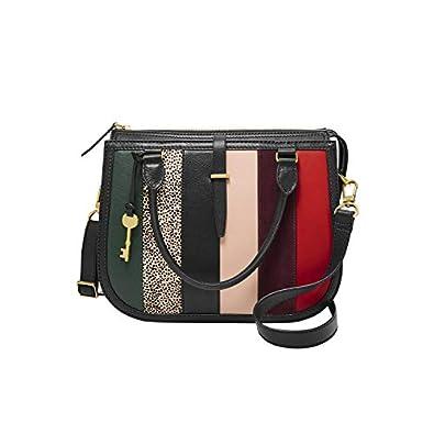 Fossil Ryder Leather 30.48 cms Multi-Colour Gym Shoulder Bag (ZB7844191)