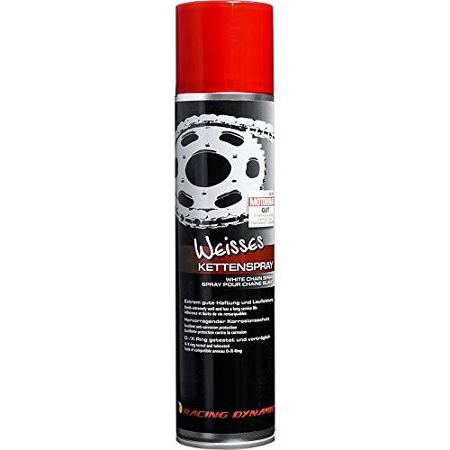 Racing Dynamic Weißes Kettenspray 400 ml, Multipurpose