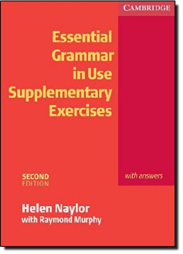 Download Essential Grammar in Use Supplementary Exercises with Answers 0521675421