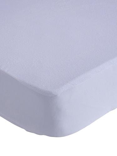 Mantas Mora - Proteggi Materasso Estrella Letto 135 (135 x 190) Bianco