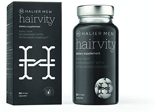 HALIER Suplemento alimenticio Hairvity con la fórmula colágeno+...