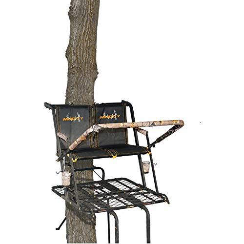 Muddy MLS2601 Nexus Xtl with Tree Lok System, Black, One Size