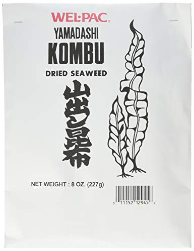 WEL-PAC Yamadashi Konbu (1 x 227 g)