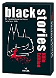 Moses. Black Stories Köln Edition   50 rabenschwarze Rätsel   Das Krimi Kartenspiel