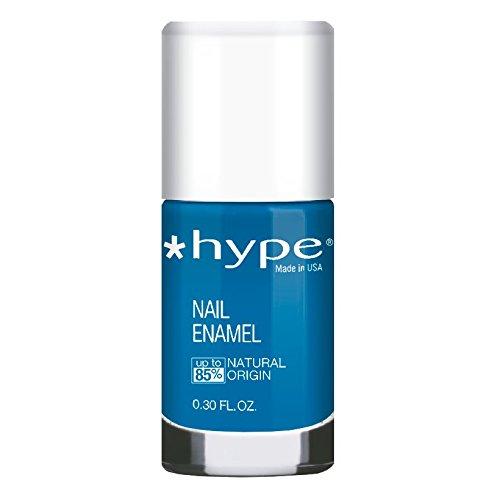 Hype Plant Based Nail Polish - 18 Blue Sky, 0.3 Fl Oz