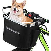 Lixada Waterproof Small Pet Bike Basket