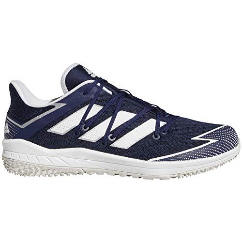 adidas Men's FV9413 Baseball Shoe, Team Navy...